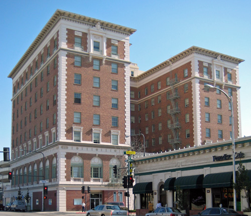 Hotel Fresno Downtown